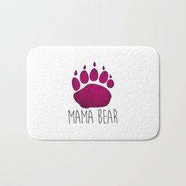 Mama Bear Bath Mat