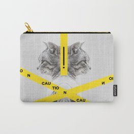 Double Trouble Cat Carry-All Pouch