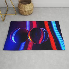 The Light Painter 5 Rug