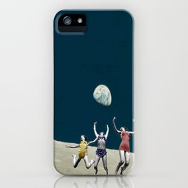 Space Jumpers  iPhone Case
