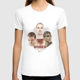 WOMEN // The Real Warriors T-shirt