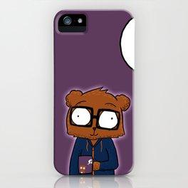 Nerd Kirk iPhone Case