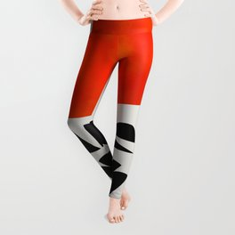 Solar Symbol Leggings