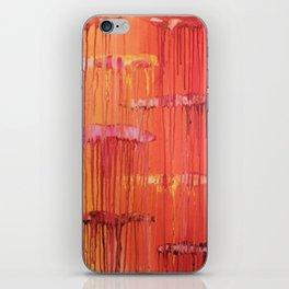 """""""feel"""" iPhone Skin"""
