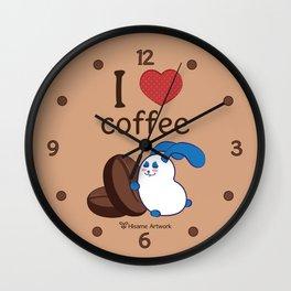 Ernest | Love coffe Wall Clock