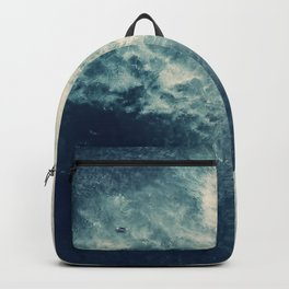 Ice Blue Surf Backpack
