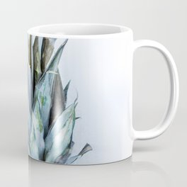 Ananas - Pineapple On A White Background #decor #society6 Coffee Mug