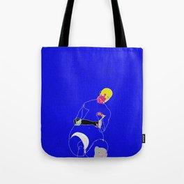 Burden Tote Bag