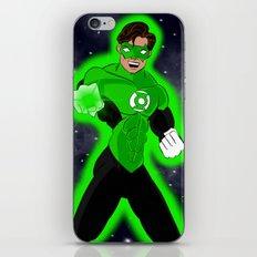 Go Green or Go Home! iPhone & iPod Skin