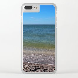The Circuit Clear iPhone Case