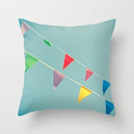 A Celebration Throw Pillow