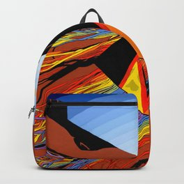 Shawl Dancer Backpack