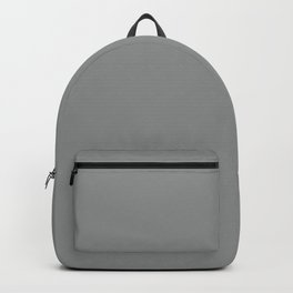 Pantone 17-4402 Neutral Gray Backpack