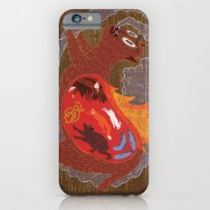 BEAST EATING MONSTER  Slim Case iPhone 6s