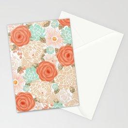 Cadimum Orange Stationery Cards
