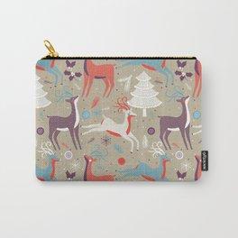 Xmas Decor Carry-All Pouch