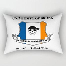 Bronx University Rectangular Pillow
