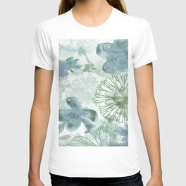 Bouquet of Dreams -- muted T-shirt