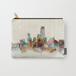 jersey city new jersey Carry-All Pouch