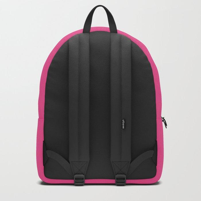 Multi-colored diamonds . Retro . Backpack
