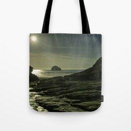 Trebarwith Strand Sunshine Tote Bag