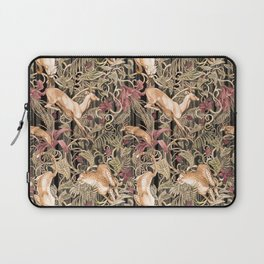 Wild life pattern Laptop Sleeve