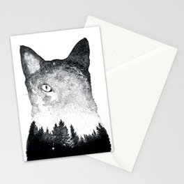 Spacekitten Stationery Cards