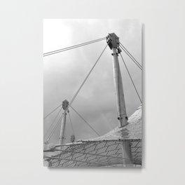 stahlmonumente II Metal Print