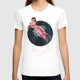 Mauve Stinger Jellyfish T-shirt