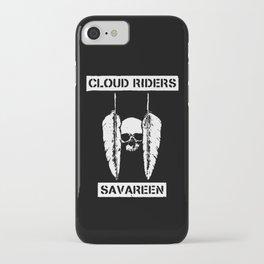 Cloud Riders iPhone Case