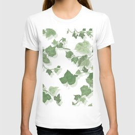 ivy leaves T-shirt
