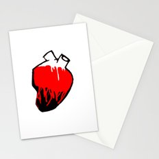 Washed by blood. Stationery Cards