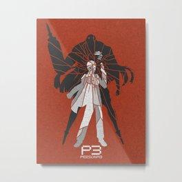 Persona 3 Poster - Akihiko Sanada Metal Print