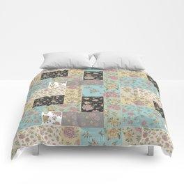 Mantón de Colores Comforters