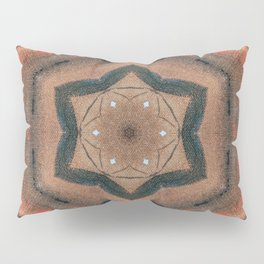 Bushfire Gum Medallion 14 Pillow Sham