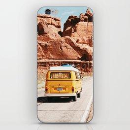 Van Life / Utah iPhone Skin