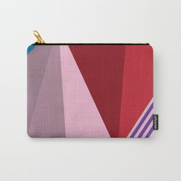 Abstract Modernist Carry-All Pouch