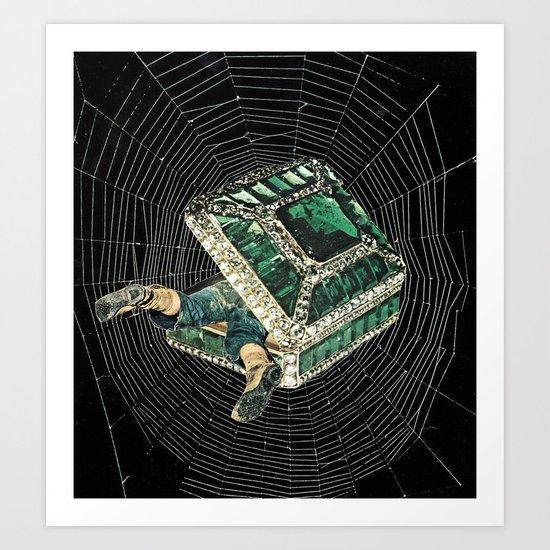 Webcore Art Print