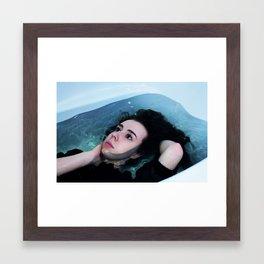 Stay Afloat II Framed Art Print