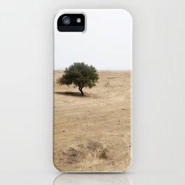 The holm oak iPhone Case