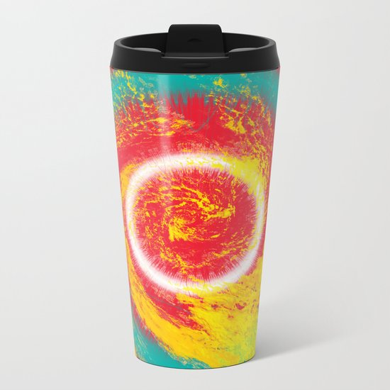 Maelstrom Metal Travel Mug
