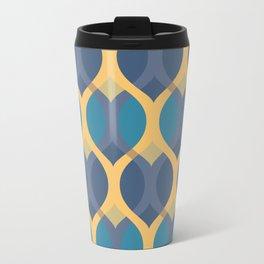 Spring 2018 Pattern Collection Metal Travel Mug