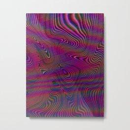 Quicksand Metal Print