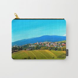 Unsettled geography Carry-All Pouch