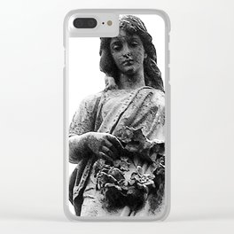 In Remembrance 1892 Clear iPhone Case