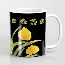 Atom Flowers #34 Coffee Mug