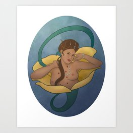 Buttercup Art Print