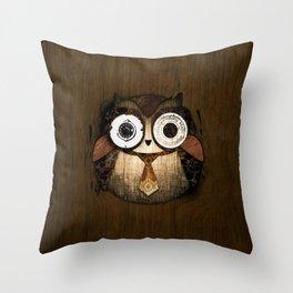 Little Gentleman Throw Pillow