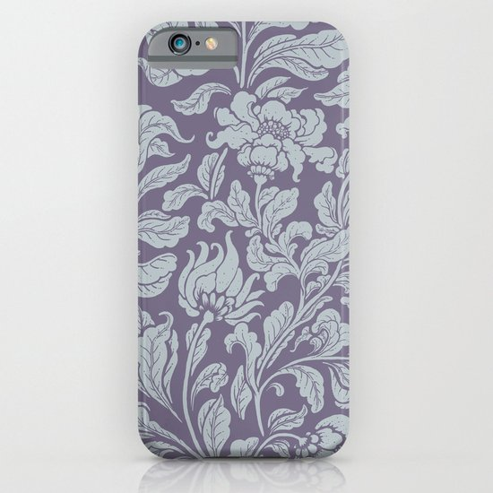 neo ethnic lavender iPhone & iPod Case