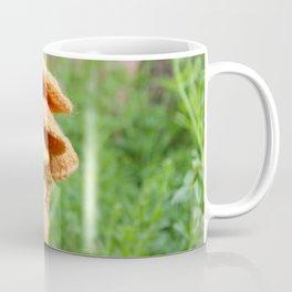 Knitted Velvet Foot Fungi Coffee Mug